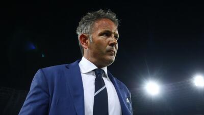 Mihajlovic es el nuevo director técnico del AC Milan