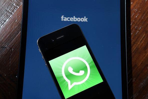 En solo cinco años, el servicio de mensajería instant&aacu...
