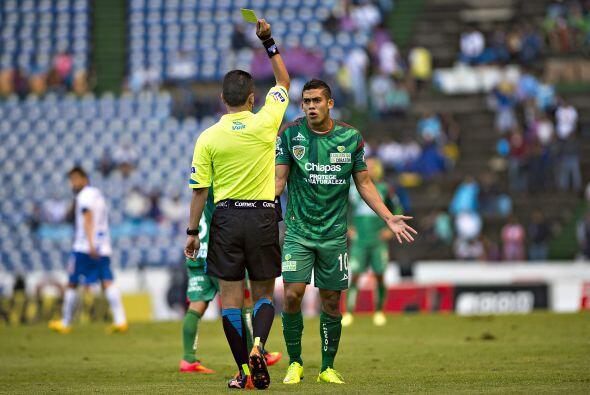 Los Jaguares de Chiapas han tenido un rendimiento aceptable en cuesti&oa...