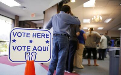 Las leyes que ponen mayores controles para ejercer el voto suelen afecta...