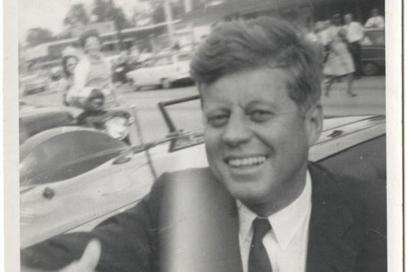 John F. Kennedy, fue asesinado el 22 de noviembre de 1963 en Dallas, Tex...