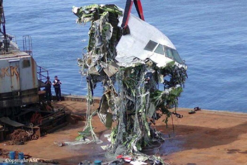 17- China Airlines figura entre las estadísticas con 857 fallecidos. En...