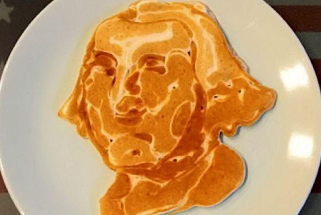 Disfruta de unos deliciosos 'pancakes' que no querrás comer por las figu...