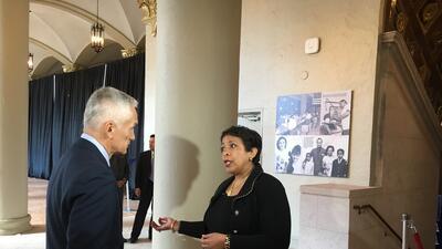 Transcript: Attorney General Loretta Lynch interview with Jorge Ramos ly...