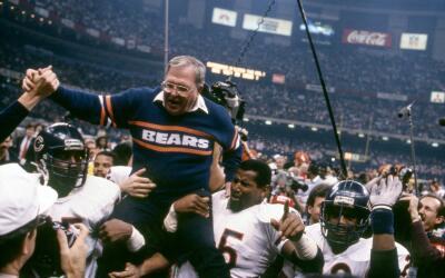 Su éxito defensivo con los Bears de 1985.