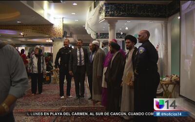 Líderes religiosos conmemoran legado de MLK durante un evento