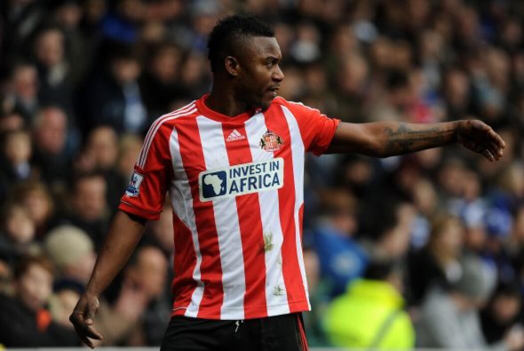 Sessegnon le valió un importante triunfo al Sunderland de 1-0 sobre el E...
