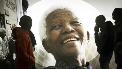 Falleció Nelson Mandela a los 95 años