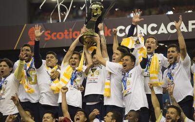 Favoritos Concacaf Liga Campeones