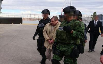 El Chapo extraditado