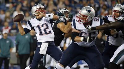 Highlights, Pretemporada Semana 2:  Philadelphia Eagles vs. New England...