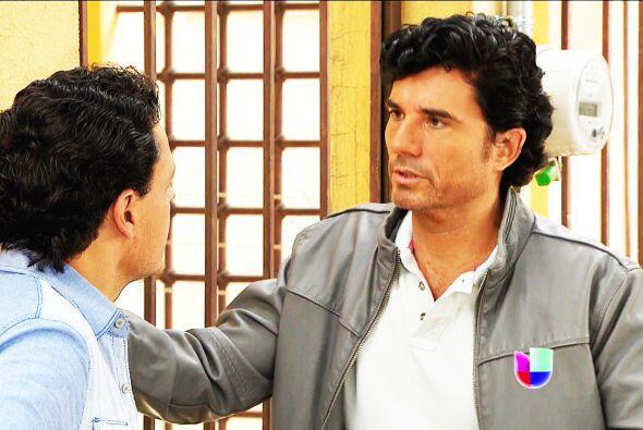 Como te dijo Armando, si le das el 'Sí', no le des la espalda ni...