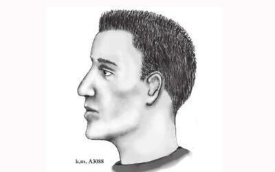 Dibujo del presuntos asesino serial en Phoenix, Arizona