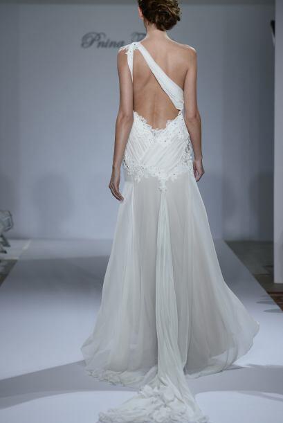 Y, por último, te presentamos el vestido o más bien, traje...