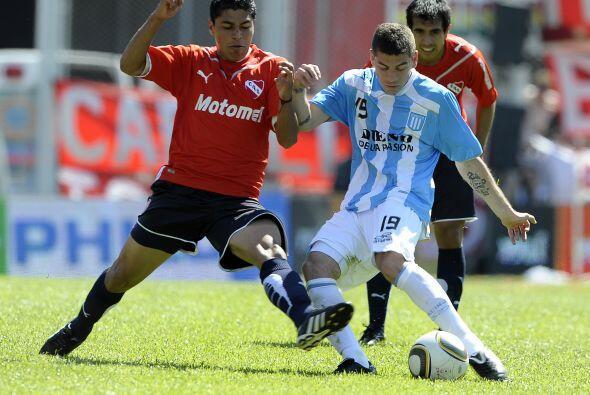 Con la derrota Racing sigue peleando el descenso en tanto Independiente...