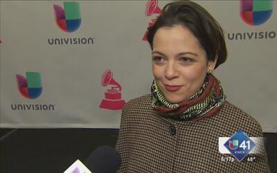 Natalia Lafourcade, agradecida por nominación