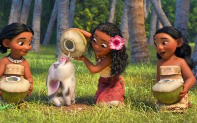 'Moana', una épica aventura animada