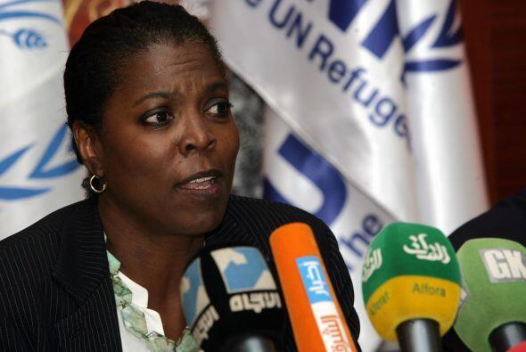 45.- ERTHARIN COUSIN: Directora Ejecutiva del Programa Mundial de Alimen...