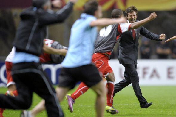 Y así fue, al final de los 90 minutos el Benfica no marcó un solo tanto...