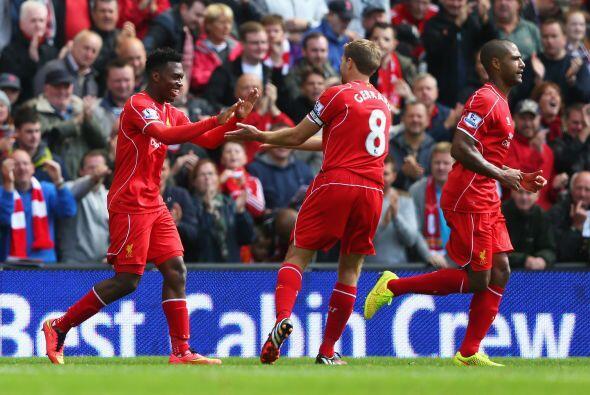 Liverpool (Inglaterra) será la otra potencia en esta unidad donde...