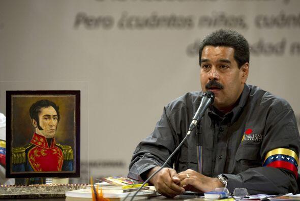 Los siete candidatos a la presidencia de Venezuela para las elecciones d...