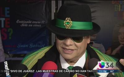 Juan Gabriel habló sobre a quién quería dejarle sus canciones y cómo le...