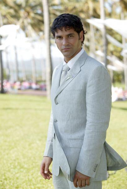 Valentino es uno de los protagonistas de telenovela más elegantes.