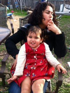 Vicente García nos compartió esta bonita foto de su famili...