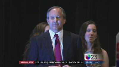 Ken Paxton, nuevo Procurador de Texas