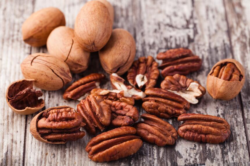 Comer un puñito de nueces es un remedio perfecto para ponerte de...