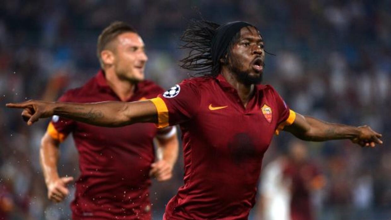 El equipo de la capital italiana le metió cinco goles al cuadro ruso con...