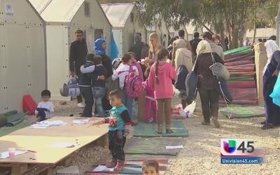 Niegan solicitud de Texas para evitar llegada de refugiados sirios al es...