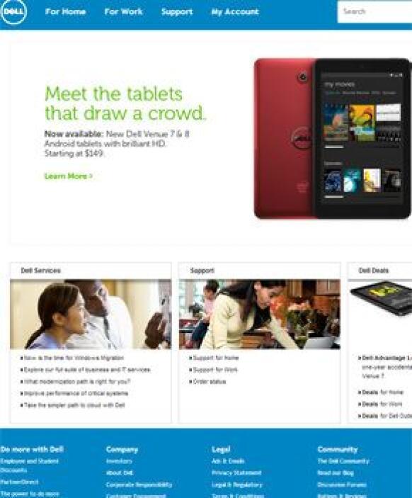 9. En la web de Dell obten gratis 150 dólares en tarjetas de regalo en c...