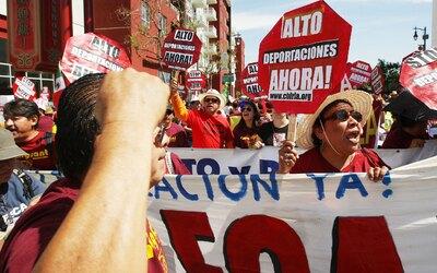 El freno judicial a la Acción Ejecutiva migratoria de Obama aumenta el m...