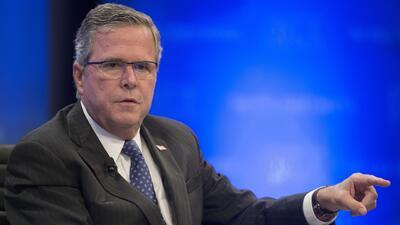 Jeb Bush anuncia la posibilidad de su candidatura a la presidencia de EEUU