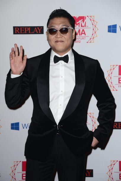 """El creador de la sensación del año, el """"Gangnam Style"""", el..."""