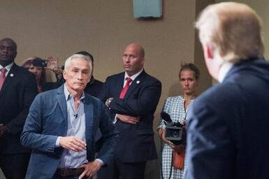 Jorge Ramos habla de su encuentro con Trump en Al Punto