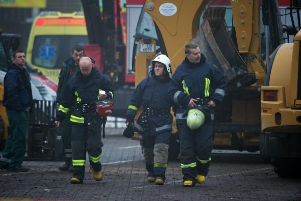 Las primeras noticias no apuntaban a una gran catástrofe, pero una vez q...