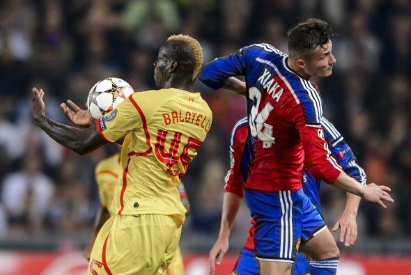 El Liverpool cayó de visitante por 1-0 con el Basel, el gol de los suizo...