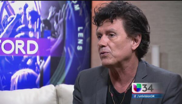 Saúl Hernández nos habla de su segundo disco como solista