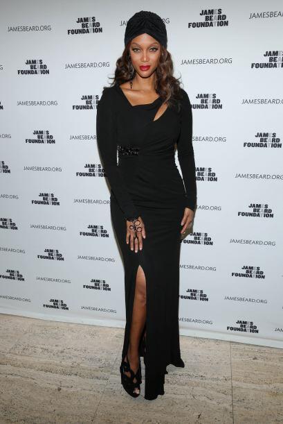 Tyra Banks es otra de las verdaderas diosas de la pasarela. Ella fue uno...