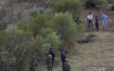 Hallan 70 cuerpos dentro de fosas clandestinas en Nuevo León, México