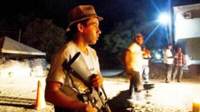En dos enfrentamientos armados entre policías y civiles se registraron 1...