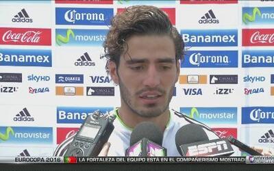 """Antonio Briseño: """"Nos conocemos muy bien y lo que falta son adaptaciones"""""""