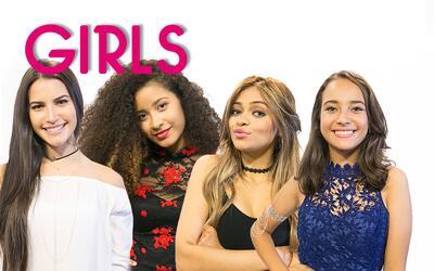 Estas son las chicas de La Banda