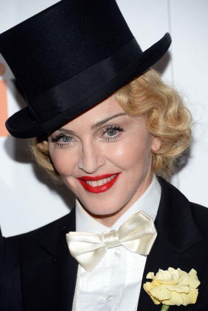 ¡El portal 'Terra' afirmó que celebridades como  Madonna y...