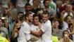 James, Benzema y Bale fueron los anotadores del Real Madrid