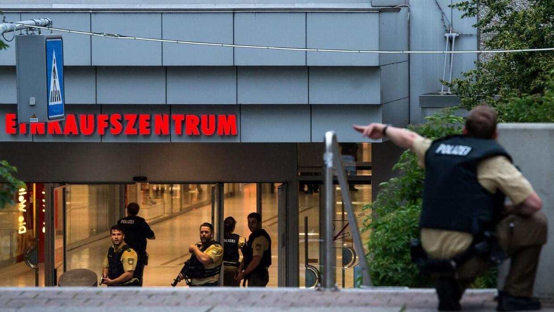 ¿Quién fue el agresor del ataque en Munich?