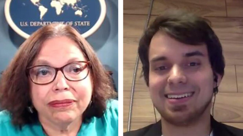 Judith Heumann y Diego Mariscal coincidieron en que la comunidad debe cr...