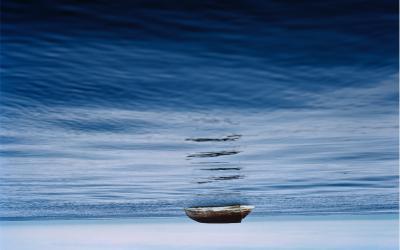 "Thjiago Rocha Pitta ""Ocean/Atlas"", 2014"